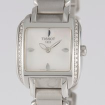 Tissot T-Wave Steel 27.5mm Mother of pearl