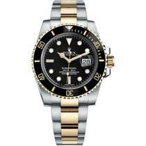 Rolex Submariner Date new Automatic Watch with original box and original papers 126613LN