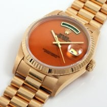 Rolex 18038 Yellow gold 1970 Day-Date 36 36mm pre-owned United States of America, California, Los Angeles