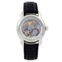 Vacheron Constantin Platinum Automatic Transparent Arabic numerals 38mm pre-owned