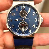 Ulysse Nardin Marine Chronometer 41mm 263-66 Gut Stahl 41mm Automatik Deutschland, Augsburg