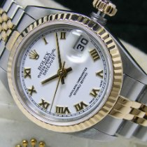 Rolex Lady-Datejust Gold/Steel 26mm White Roman numerals United States of America, Pennsylvania, HARRISBURG