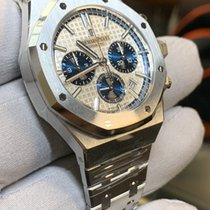 Audemars Piguet Royal Oak Chronograph new 2020 Automatic Watch with original box and original papers 26315ST.OO.1256ST.01