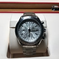 Omega Speedmaster Day Date Steel 40mm White United States of America, California, Los Angeles