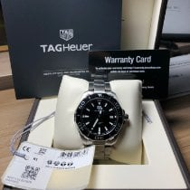TAG Heuer Aquaracer 300M Steel 41mm Black No numerals United States of America, California, Los Angeles