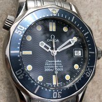 Omega 2551.80.00 Steel Seamaster Diver 300 M 36mm pre-owned
