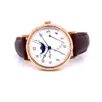 Breguet Classique Rose gold 39mm White Arabic numerals United States of America, California, Beverly Hills