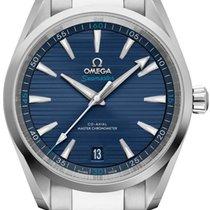 Omega Seamaster Aqua Terra Acero 41mm Azul Sin cifras España, Spain