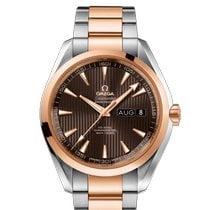 Omega Seamaster Aqua Terra nuevo Automático Reloj con estuche original 231.20.43.22.06.002