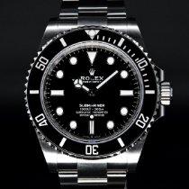 勞力士 Submariner (No Date) 鋼 41mm 黑色 無數字 香港