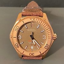 Ebel Discovery Bronze 41mm Green Arabic numerals United States of America, Texas, MCKINNEY