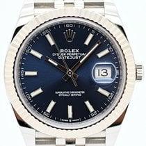 Rolex 126334 LC100 Ocel 2020 Datejust 41mm nové