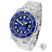 Rolex Submariner Date 116619LB 2020 pre-owned