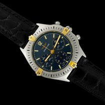 Breitling Callisto Gold/Steel 36.3mm Blue United States of America, Georgia, Suwanee