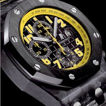 Audemars Piguet Royal Oak Offshore Chronograph Carbon Negru