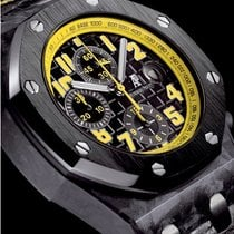 Audemars Piguet Royal Oak Offshore Chronograph Carbon Black