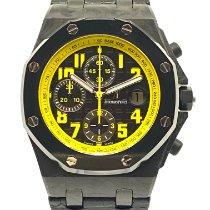 Audemars Piguet 26176FO.OO.D101CR.01 Carbon 2011 Royal Oak Offshore Chronograph new