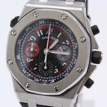 Audemars Piguet Royal Oak Offshore Diver Acier 44mm Noir