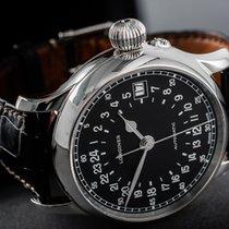 Longines Twenty-Four Hours Steel 47,5mm Black Arabic numerals