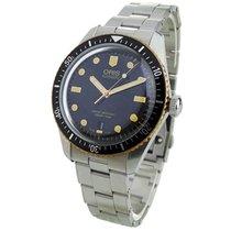 Oris Divers Sixty Five Steel 40mm Black United Kingdom, Sheffield