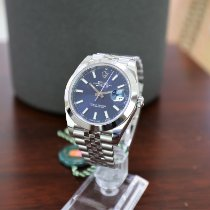 Rolex Datejust II Steel 41mm Blue No numerals UAE, Dubai