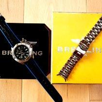 Breitling Superocean Сталь 41mm Черный Aрабские Россия, Kaliningrad