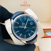 Omega De Ville Hour Vision 433.33.41.21.03.001 New Steel 41mm Automatic