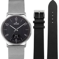 Junghans Milano 056/4628.44 New Steel 39mm Quartz