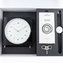 Junghans max bill Automatic Steel 40mm Silver Arabic numerals