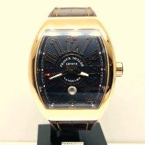 Franck Muller Rose gold Automatic V 45 SC DT 5N NR pre-owned