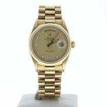 Rolex Day-Date 36 Oro amarillo 36mm Amarillo