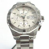 TAG Heuer Aquaracer 300M neu 2020 Automatik Chronograph Uhr mit Original-Box und Original-Papieren CAY2111.BA0925