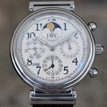 IWC Da Vinci Perpetual Calendar Steel White United States of America, Massachusetts, Boston