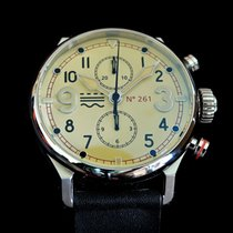 Terra Cielo Mare Steel 44mm Automatic new