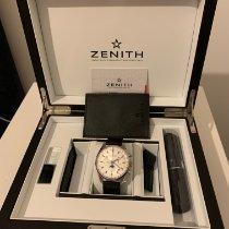 Zenith El Primero 410 Сталь 42mm Cеребро Без цифр