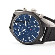 IWC IW389101 Ceramic 2021 Pilot Chronograph Top Gun 44.5mm new United States of America, New Jersey, Oradell