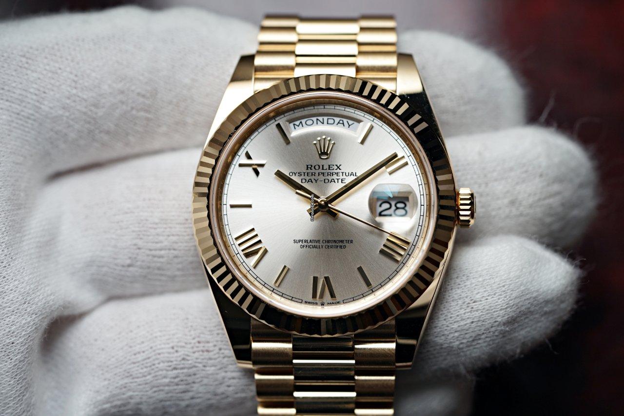 Rolex (ロレックス) デイデイト 40 228238 2021 新品