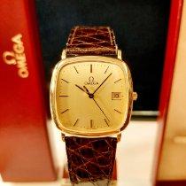 Omega De Ville nuevo Cuarzo Reloj con estuche original 1430 MD 1960317