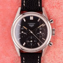 Heuer Steel 36mmmm 2447N pre-owned United States of America, Florida, Sunny Isles Beach
