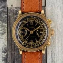 Rolex Chronograph Acero 35mm Negro