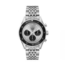 TAG Heuer Autavia Steel 42mm Silver No numerals United States of America, California, Los Angeles