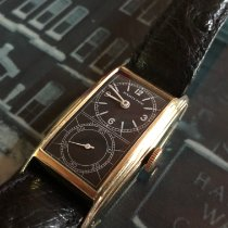Hamilton Yellow gold Manual winding 22mm pre-owned