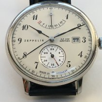 Zeppelin Steel 40mm Automatic LZ129 pre-owned United States of America, Georgia, Acworth