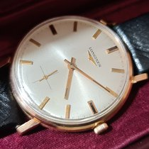 Longines colección Único 18k solid Sin usar Oro rosa 36mm Cuerda manual Argentina, Villa carlos paz