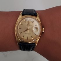 Rolex Day-Date 36 Yellow gold Gold No numerals United States of America, California, Glendora