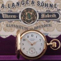 A. Lange & Söhne Damenuhr 37mm Handaufzug neu Nur Uhr 1893
