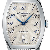Longines Evidenza Steel 26mm Silver United States of America, New York, Airmont