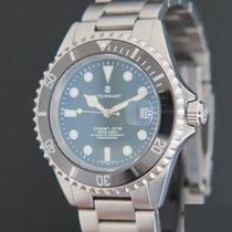 Steinhart Steel 42mm Automatic OCEAN ONE BLACK CERAMIC pre-owned