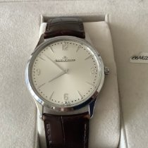Jaeger-LeCoultre Master Ultra Thin 38 Steel Silver
