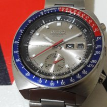 Seiko 6139-6002 Steel 41mm pre-owned